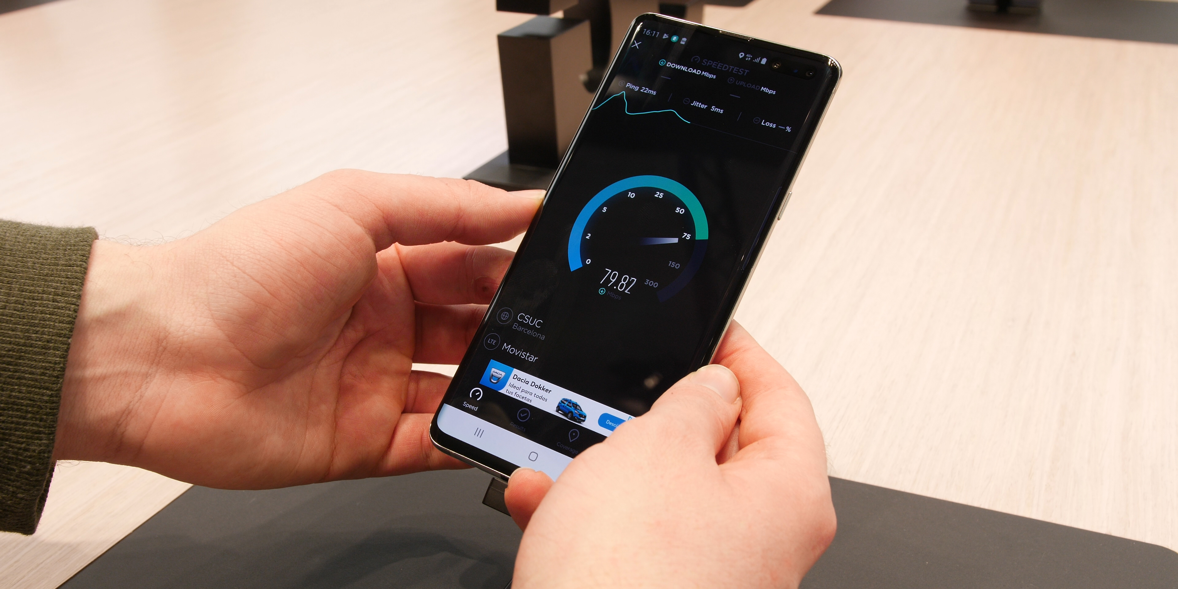 Samsung Galaxy S10 5G software and performance