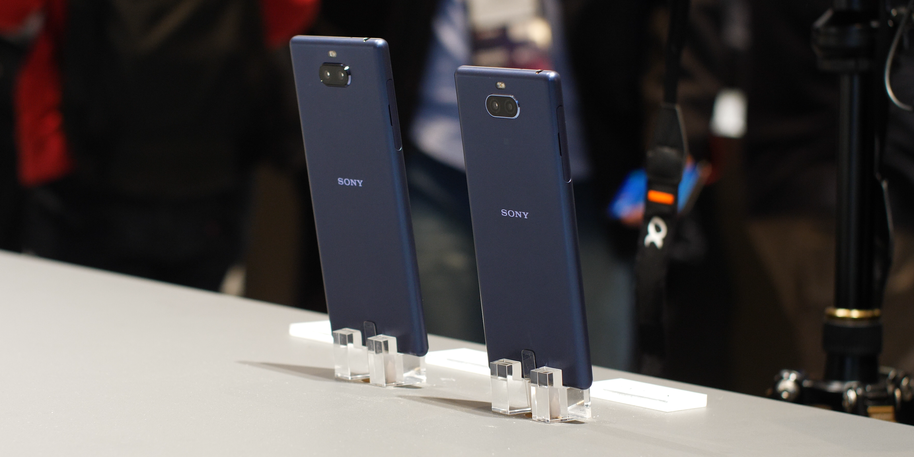 Sony Xperia 1, Xperia 10 and Xperia 10 Plus hands-on