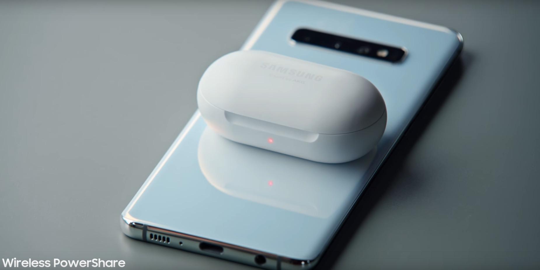 Samsung kündigt seine neuesten drahtlosen Ohrhörer an, die Galaxy Buds