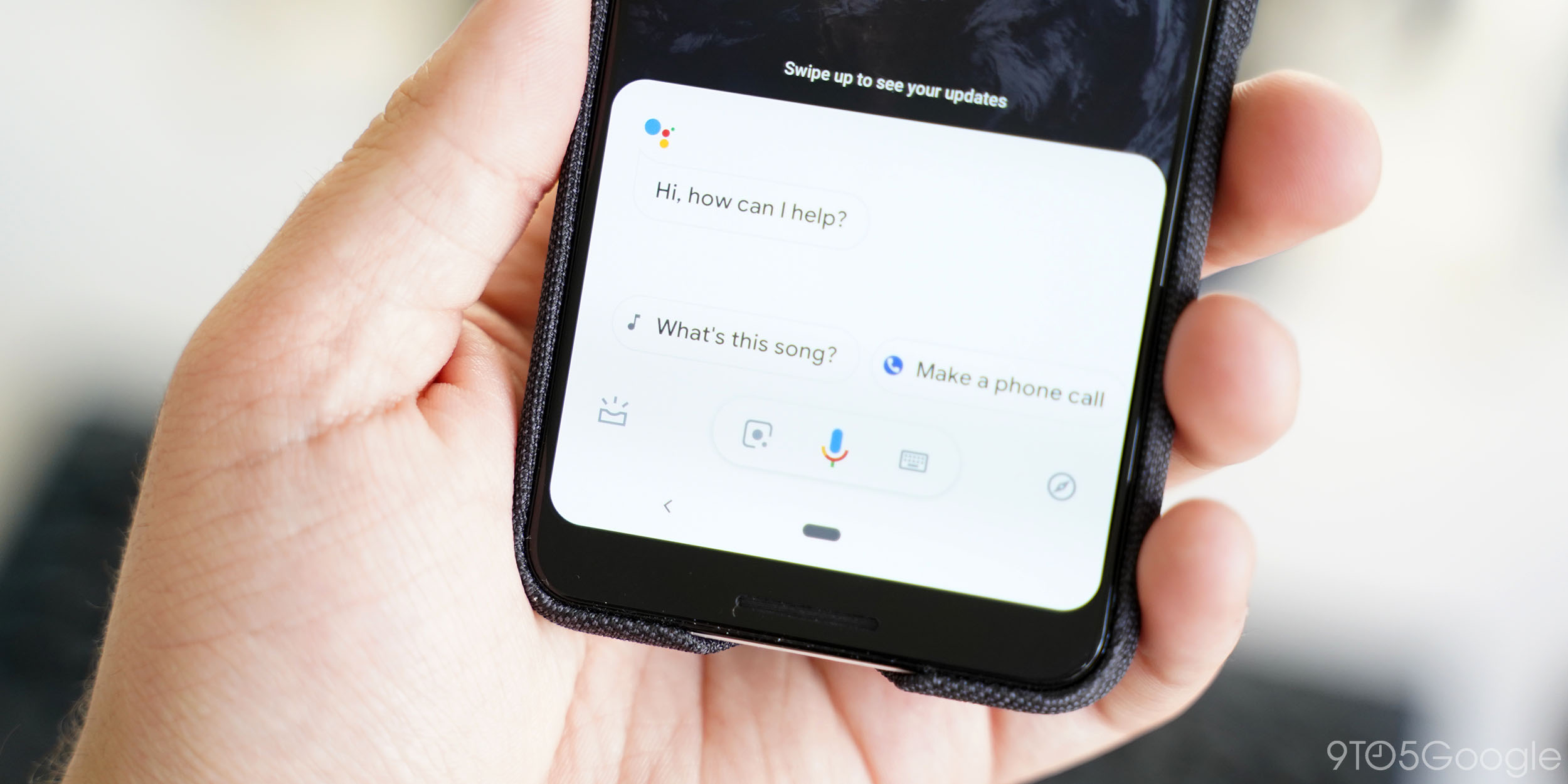 Google Assistant regains carousel of suggested actions on phones