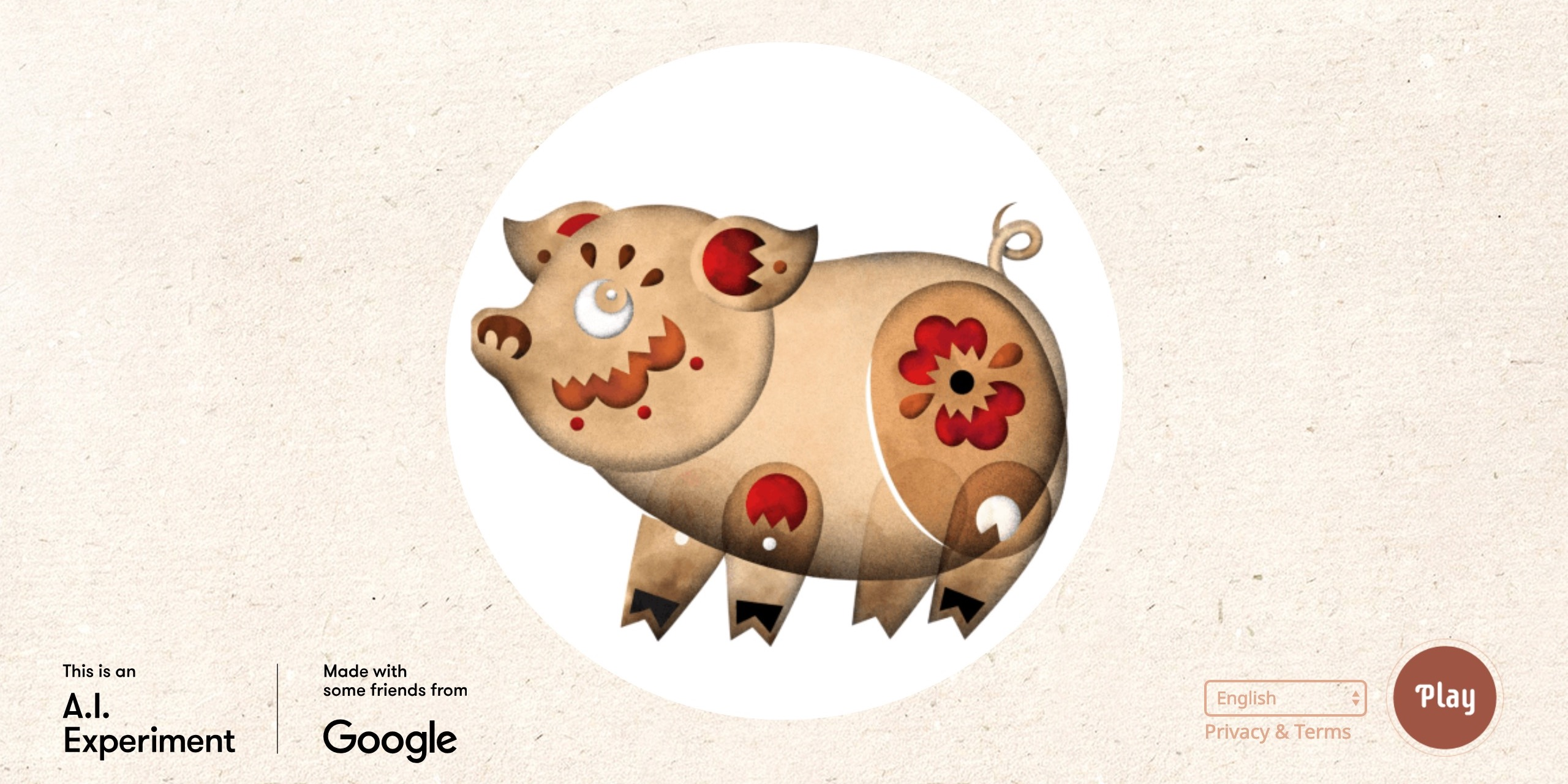 lunar new year google doodle uses ai  front