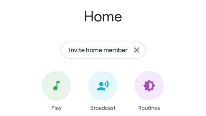 Google Home 2.9