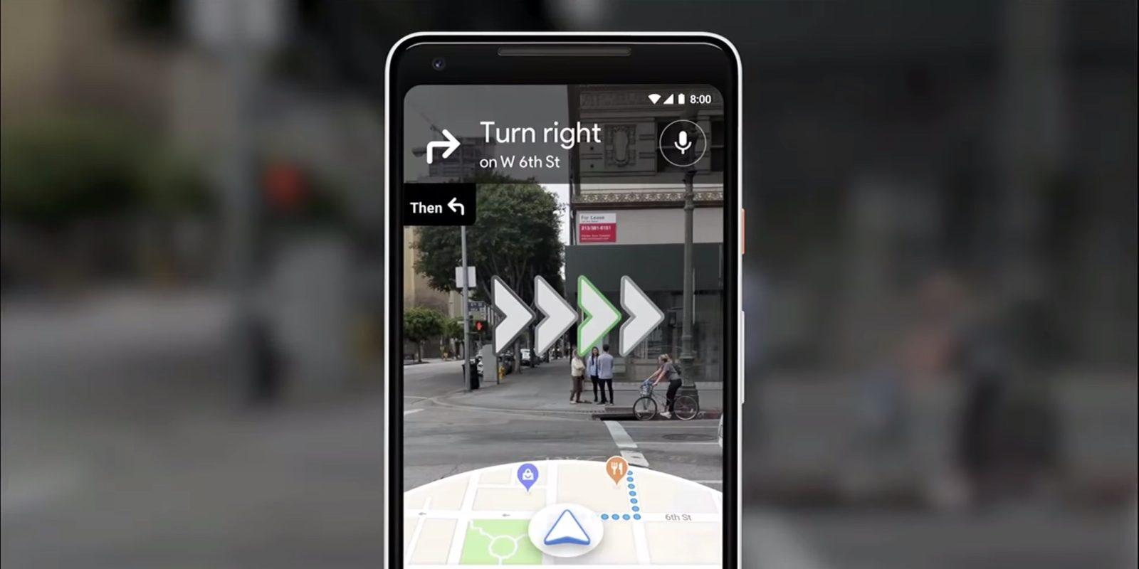 Google Maps AR navigation coming first to Local Guides as UI ... on bing maps beta, google navigation beta, apple ios beta, instagram beta, ios 6 beta, opera beta, google beta reminder, android beta, google earth beta, yandex maps beta, chrome beta,