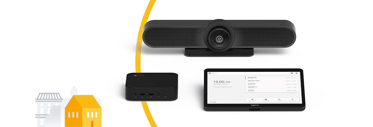 Google announces Hangouts Meet hardware bundles from