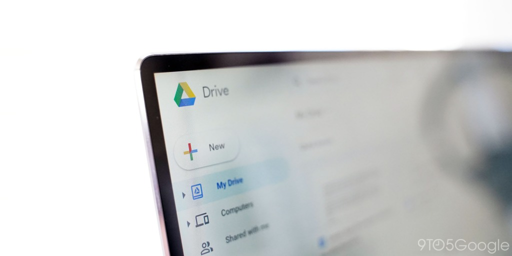 Google Drive on the web hides 'Backups' from main nav - 9to5Google