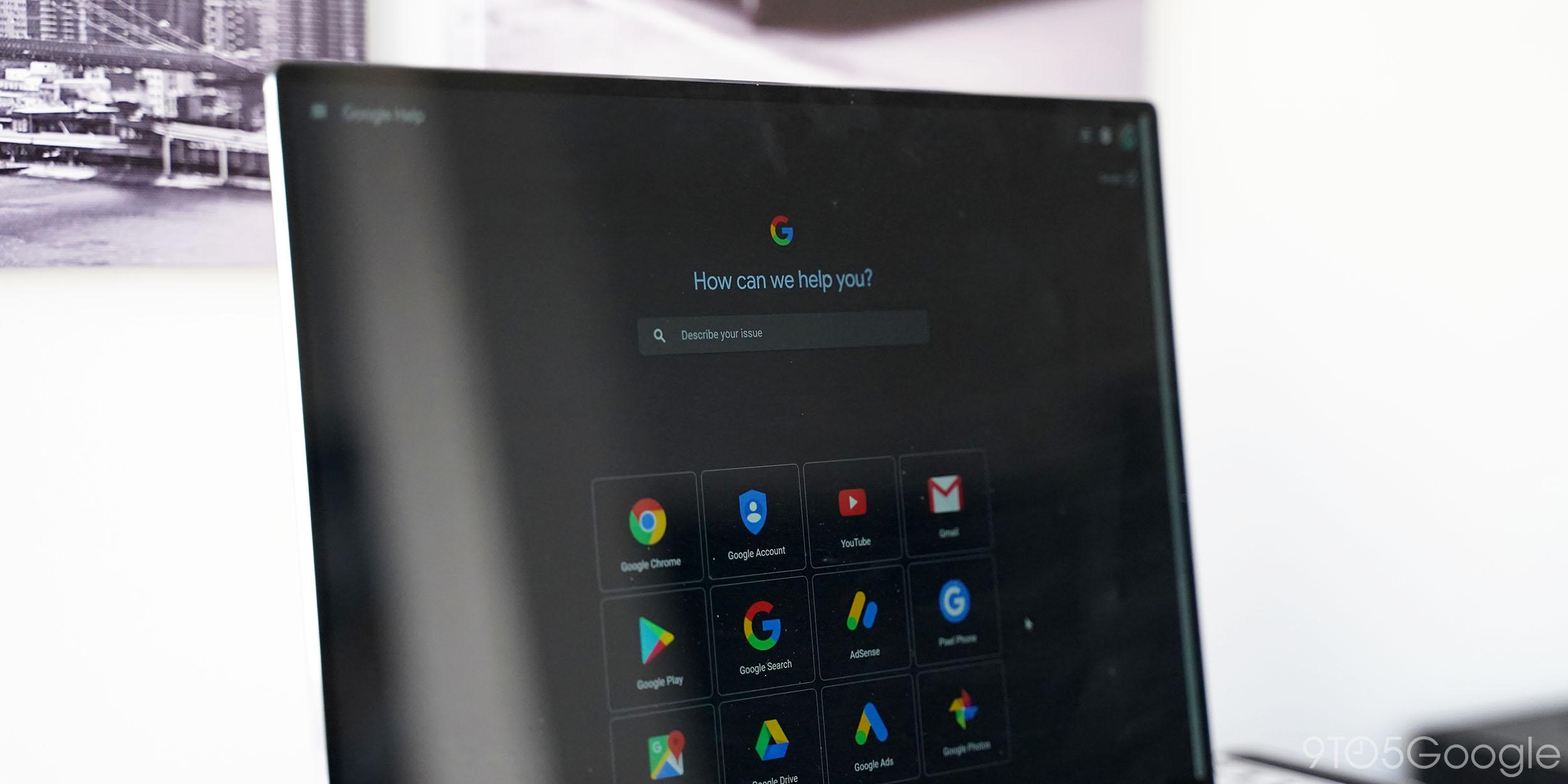 Google Dark Mode app roundup: Everything available so far - 9to5Google
