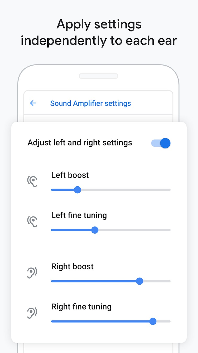 Google Live Transcribe and Sound Amplifier land on Android