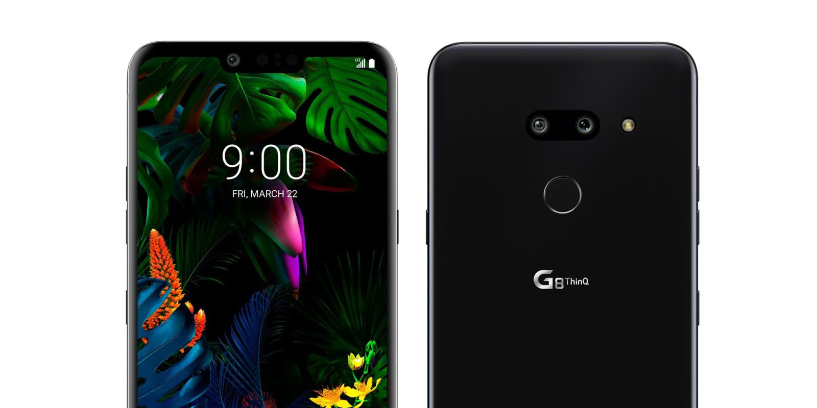 LG G8 ThinQ leak shows off all angles, notch, and bezels - 9to5Google