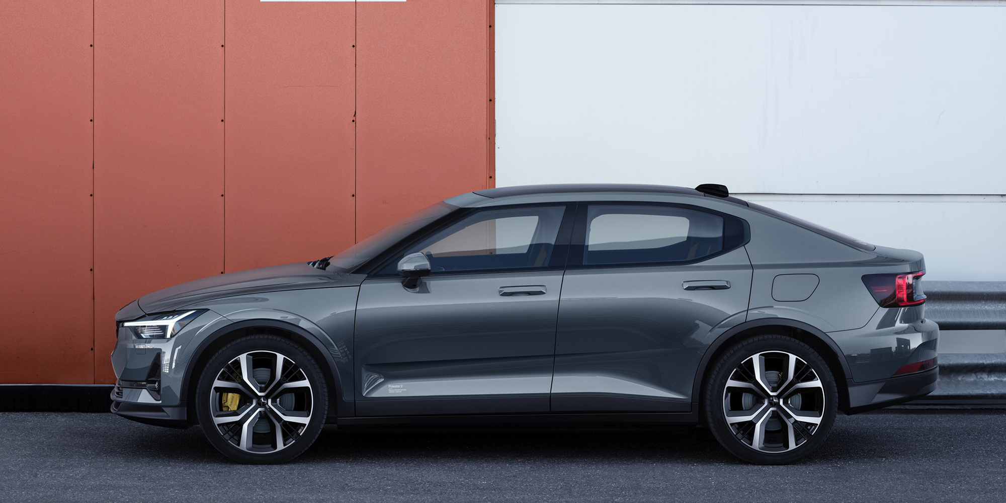 Volvo Polestar 2 is the first vehicle w/ native Android Auto