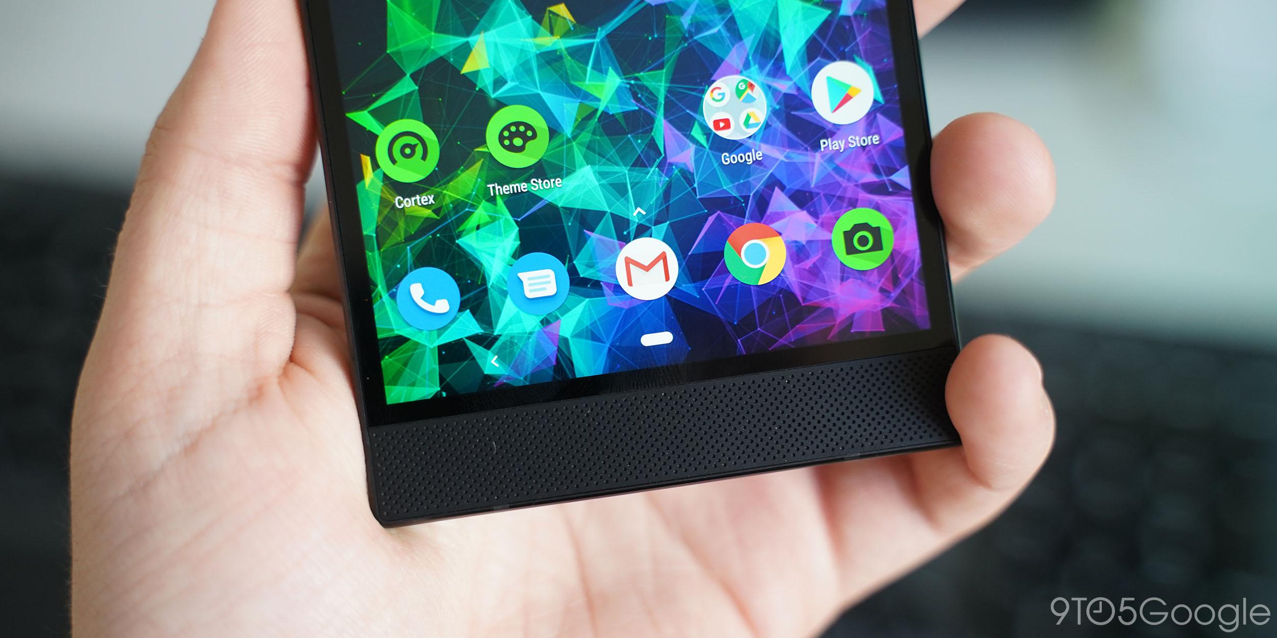 Hands-on: Razer Phone 2 gets Android 9 Pie starting next week, here's a sneak peek