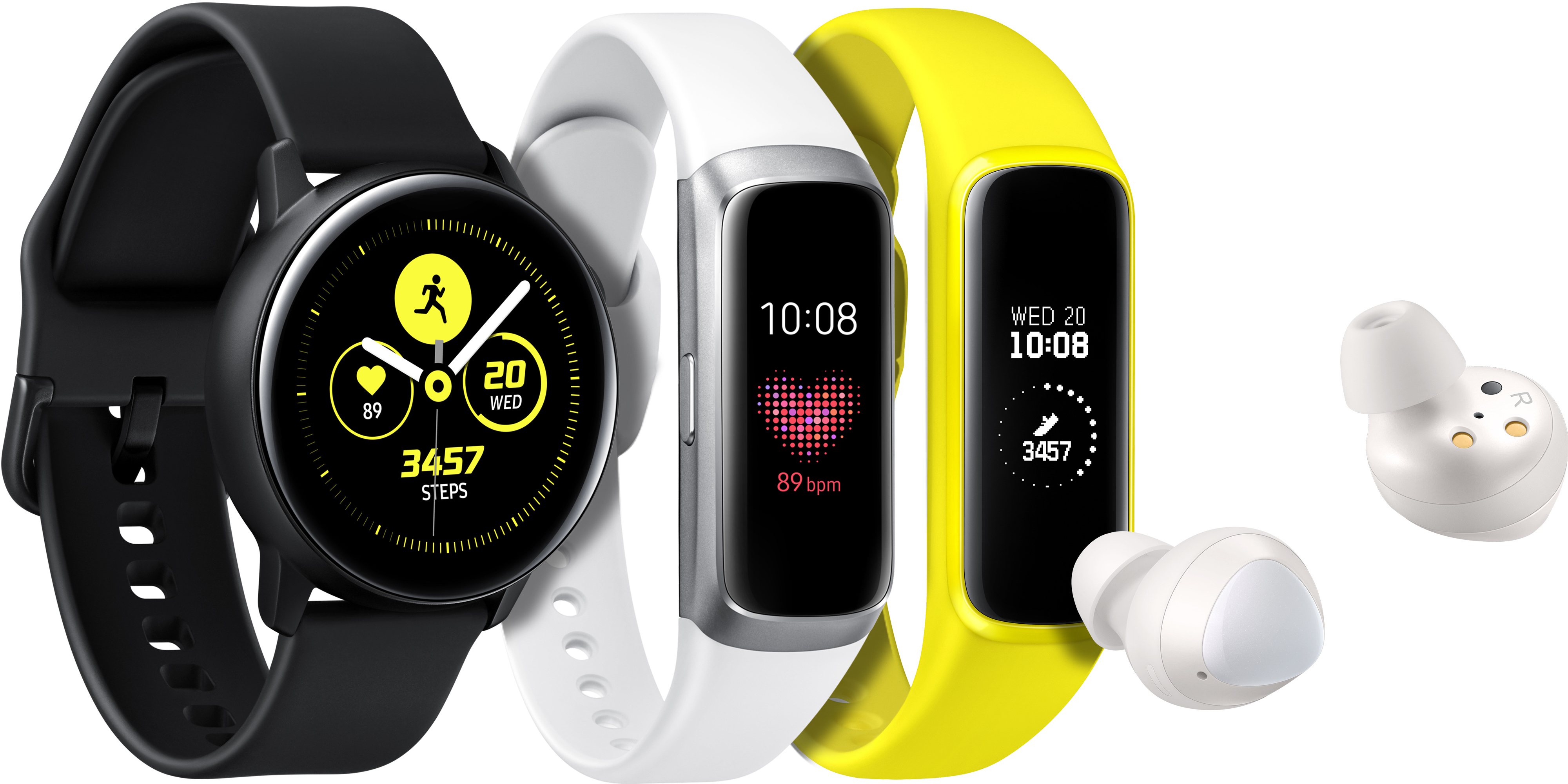 Samsung's Galaxy Fit is a dedicated fitness tracker, launching Q2 2019