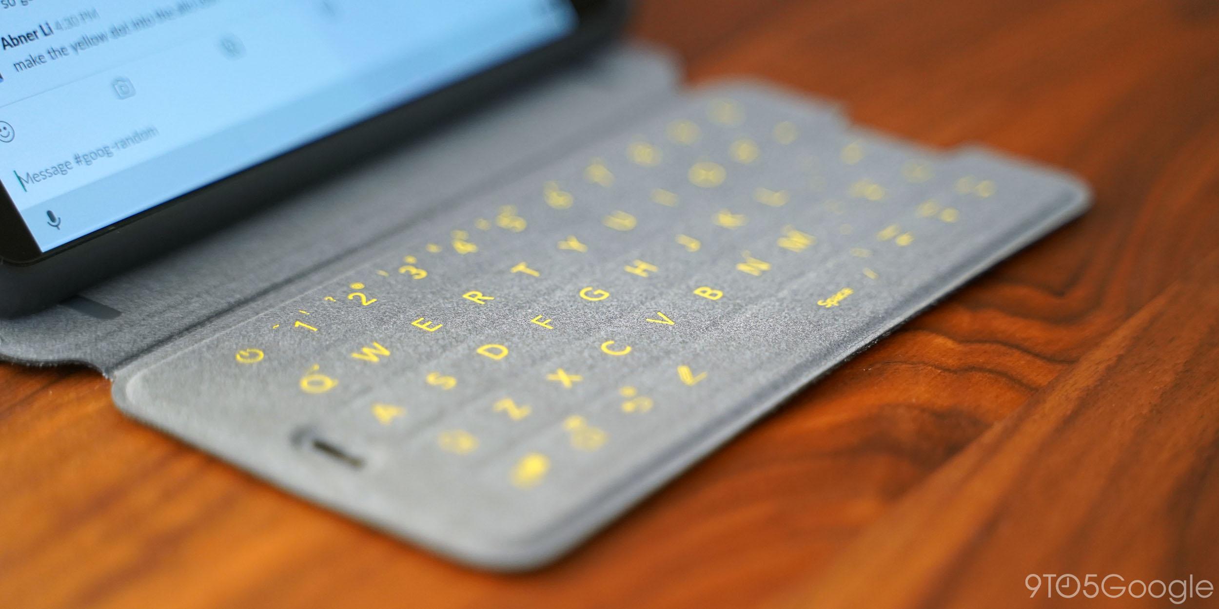 Top-Storys dieser Woche: Pixel 3 XL-Tastaturkoffer, Note 9 Erneuter Test, Childish Gambino AR, mehr