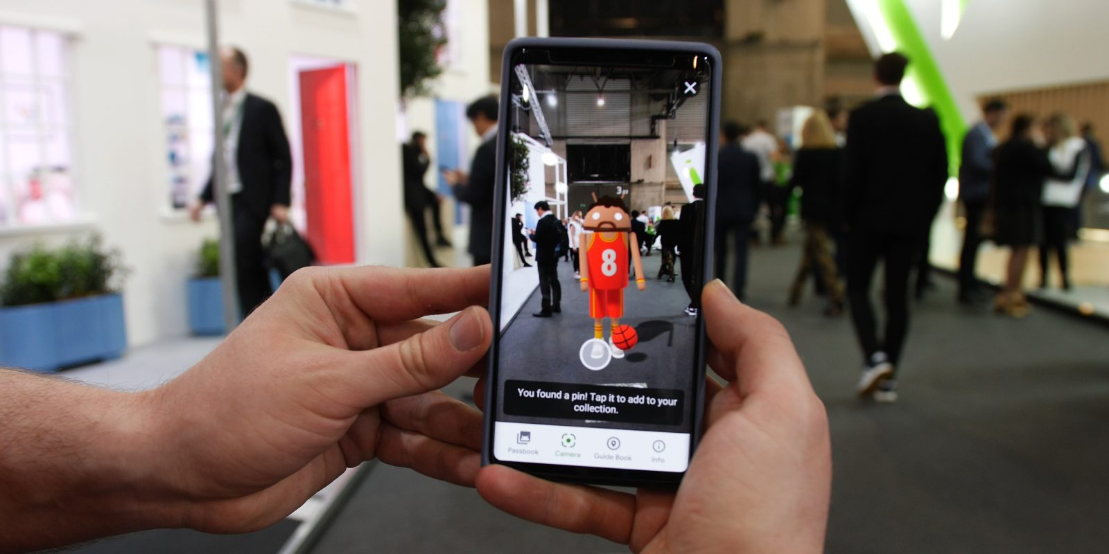 ARCore Android app now 'Google Play Services for AR
