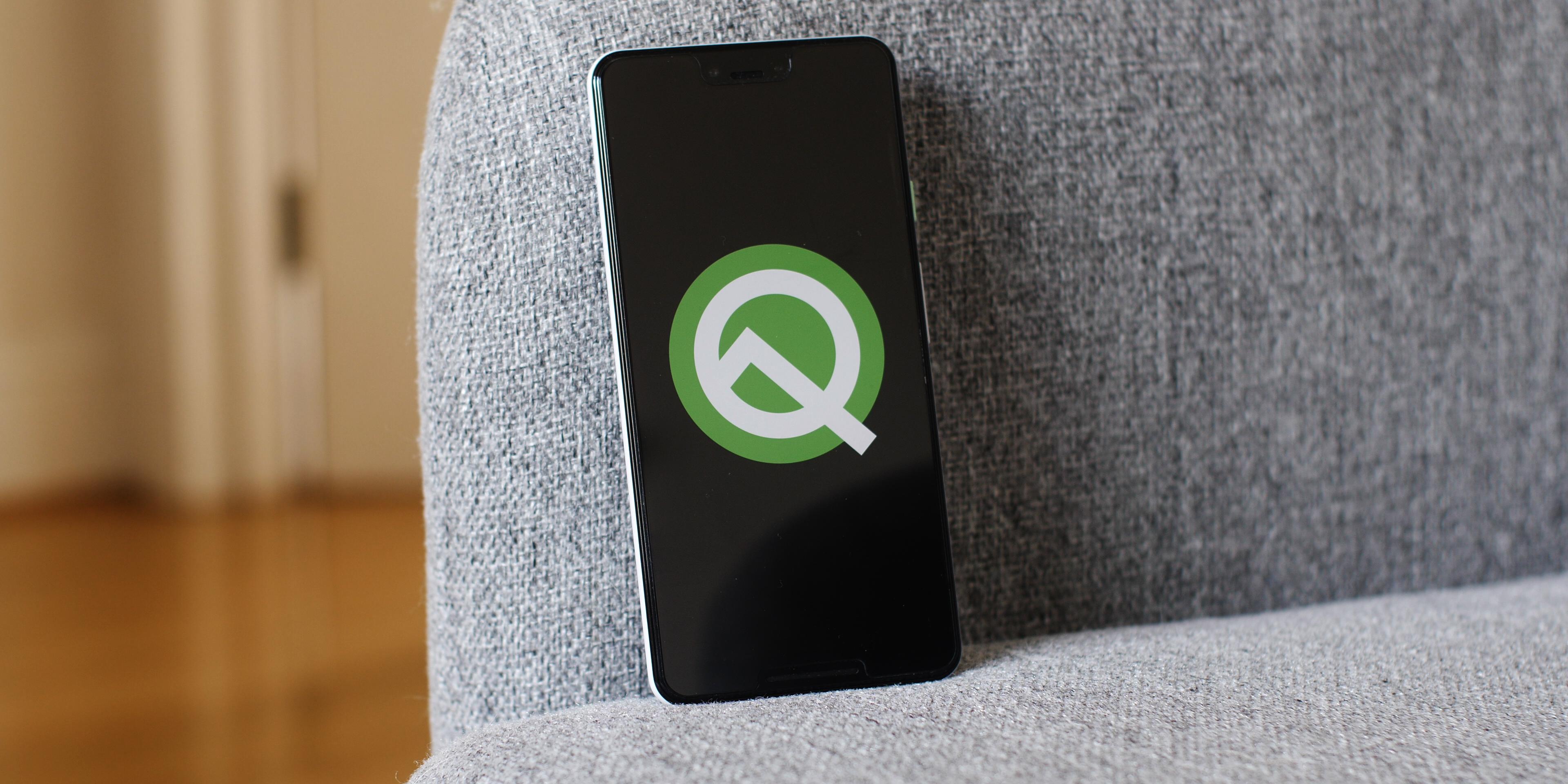 So aktivieren Sie die Bildschirmaufnahme in Android Q Beta 3