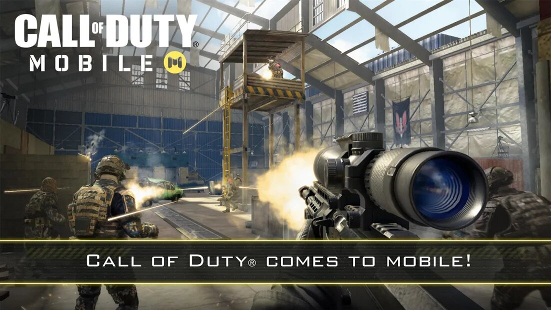 Call of Duty Mobile is coming to Android and iOS - 9to5Google