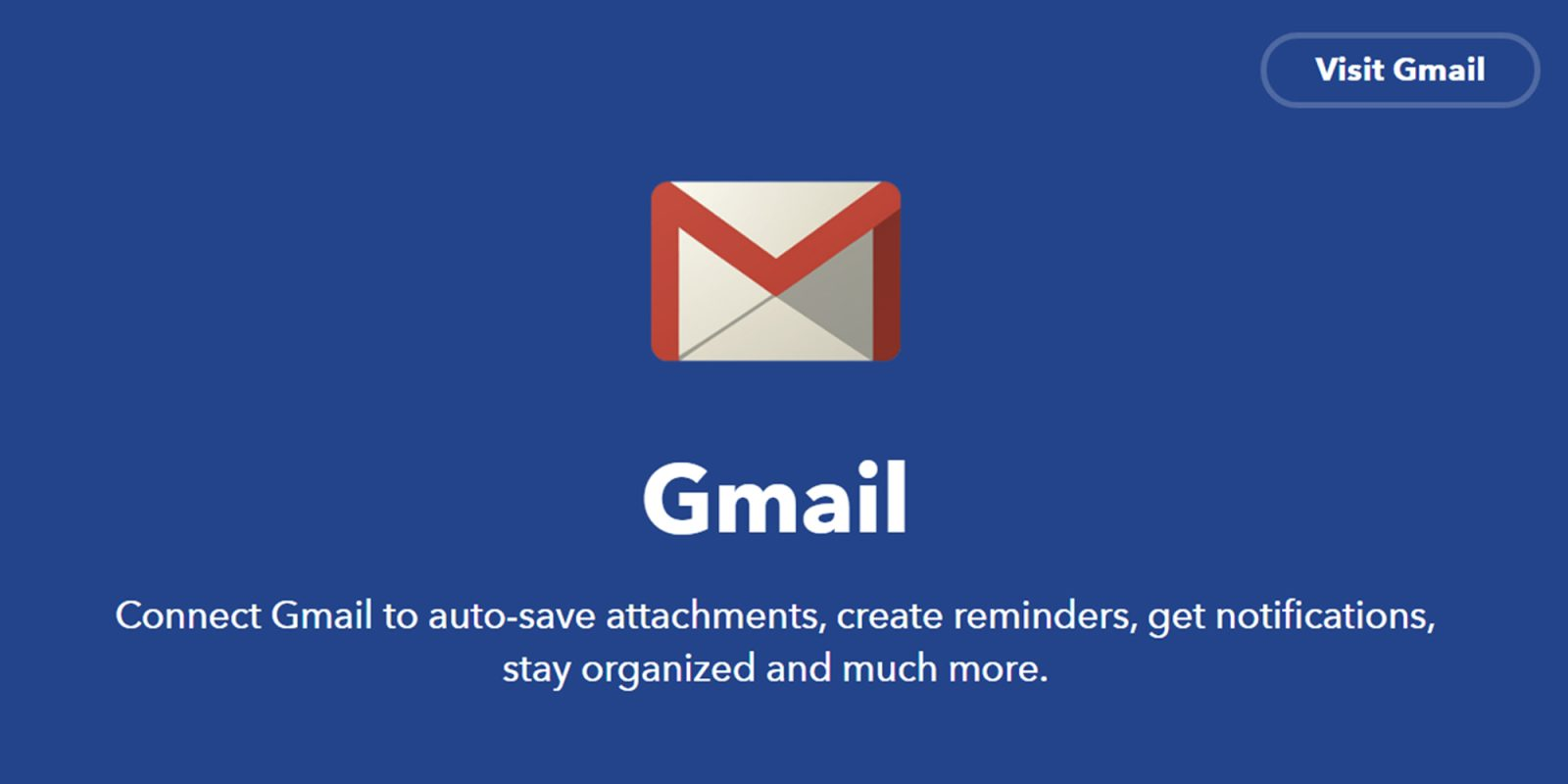 Gmail will drop support for IFTTT integration starting March