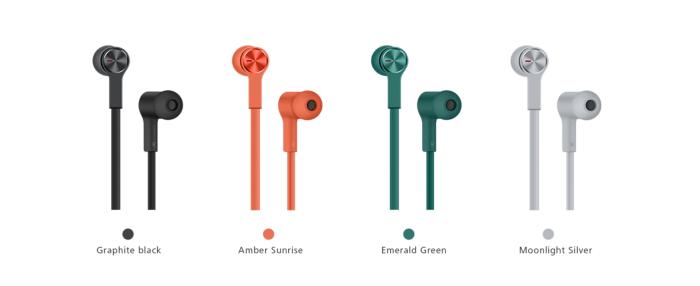 Huawei FreeLace headphones