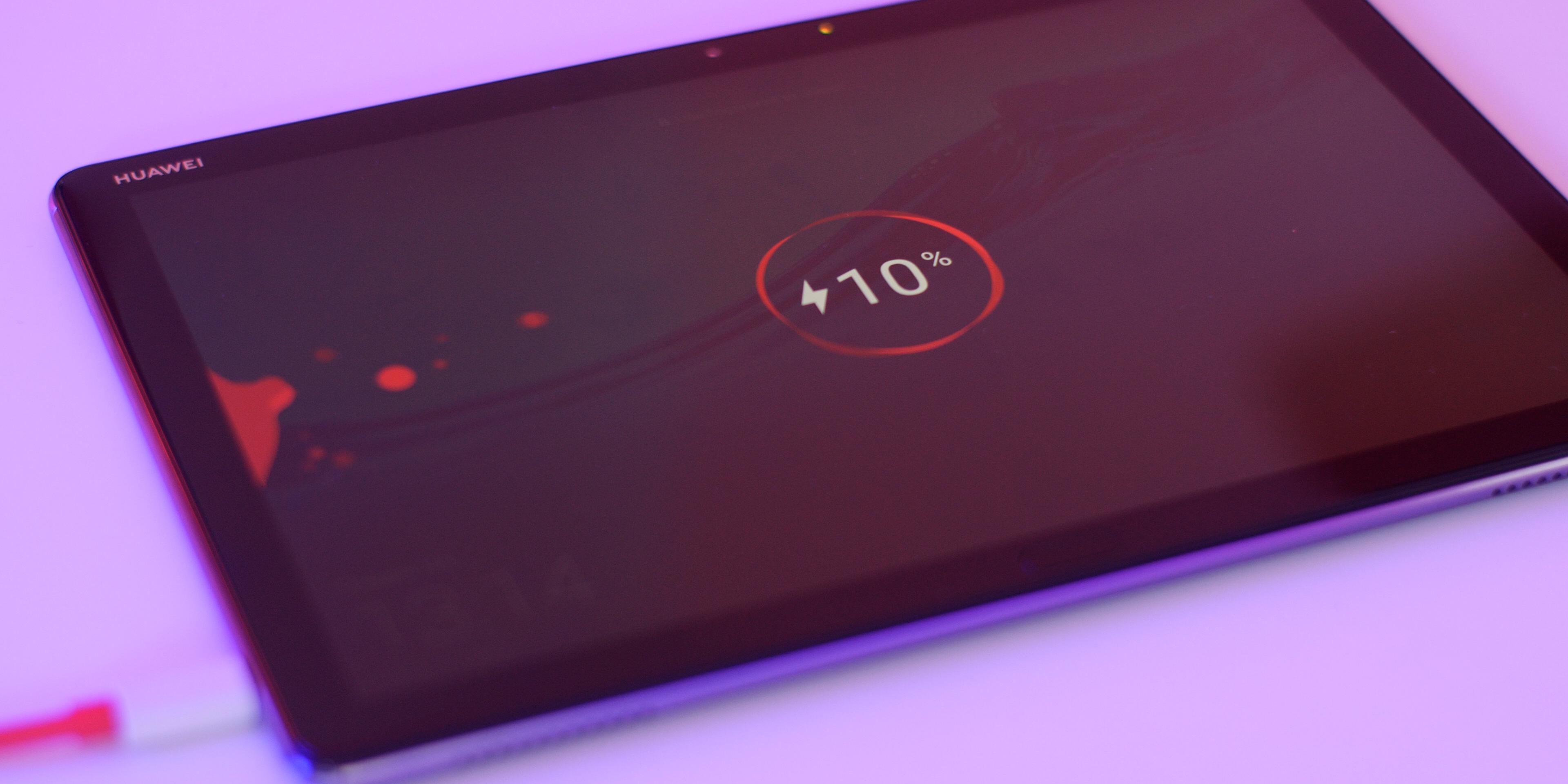 Huawei MediaPad M5 Lite battery