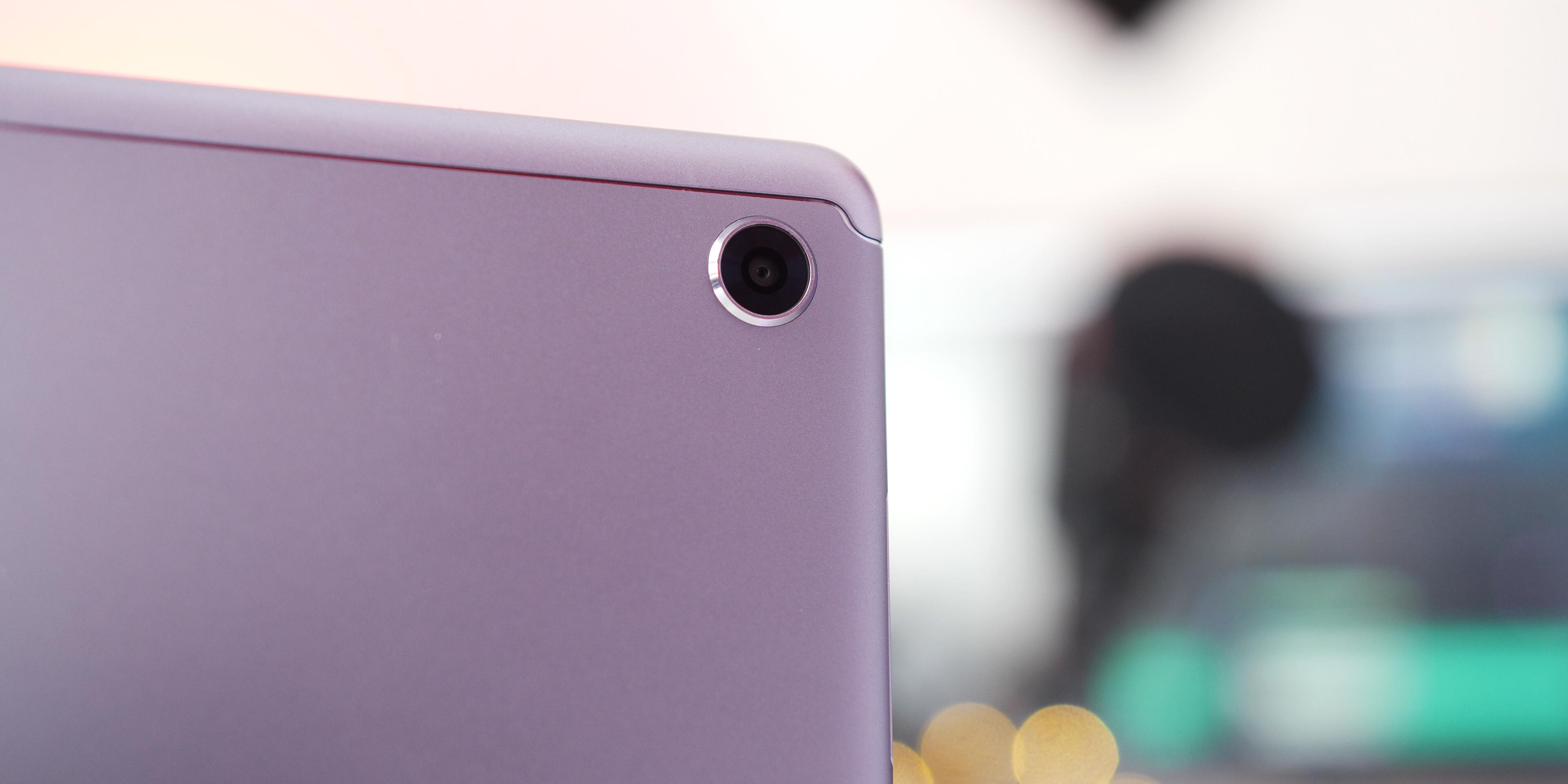 Huawei MediaPad M5 Lite camera