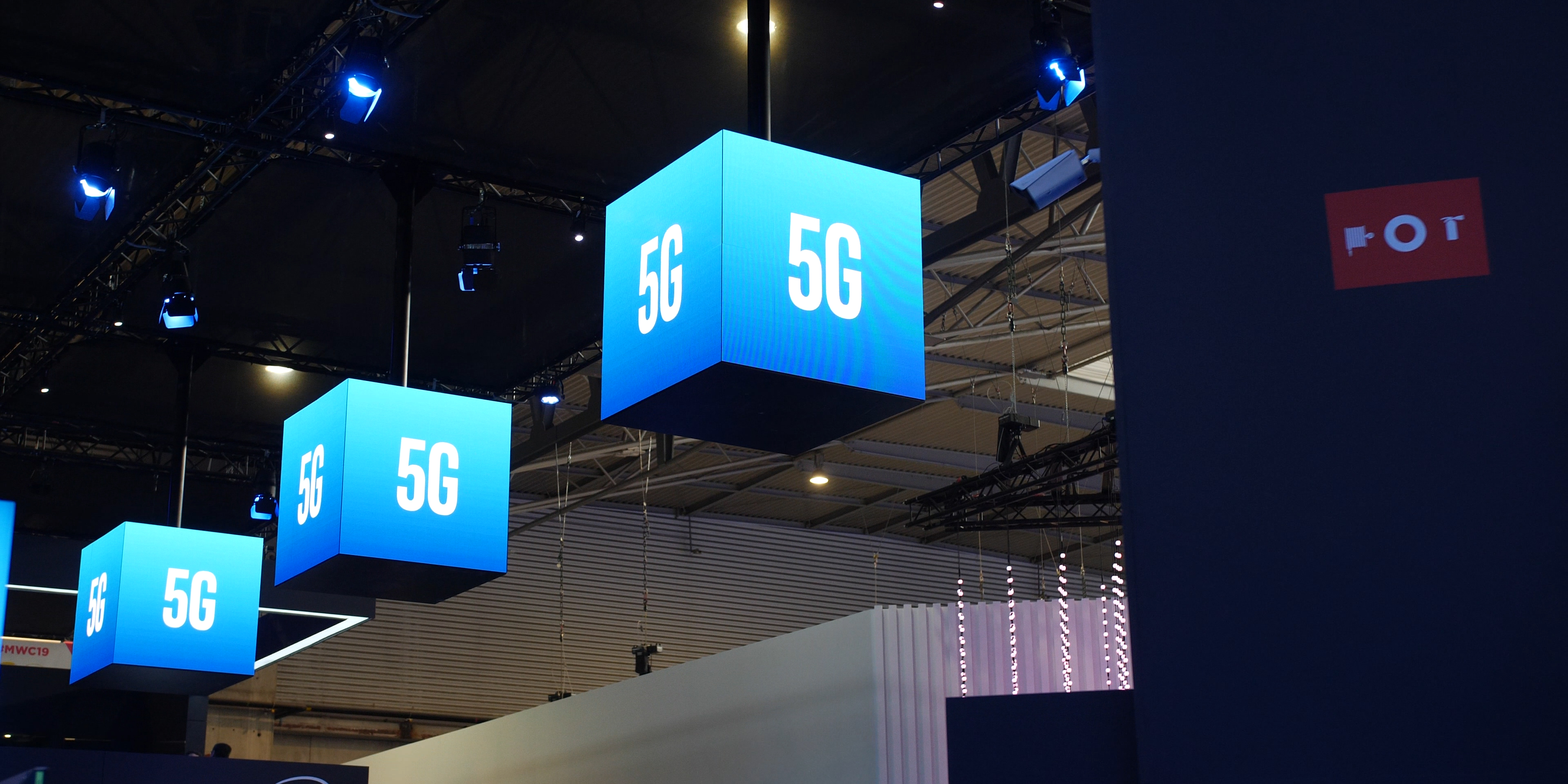 Intel 5G at MWC 2019