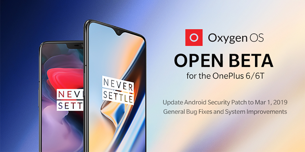 Oneplus 6 6t And 5 5t Oxygenos Open Betas Add March Security Patches