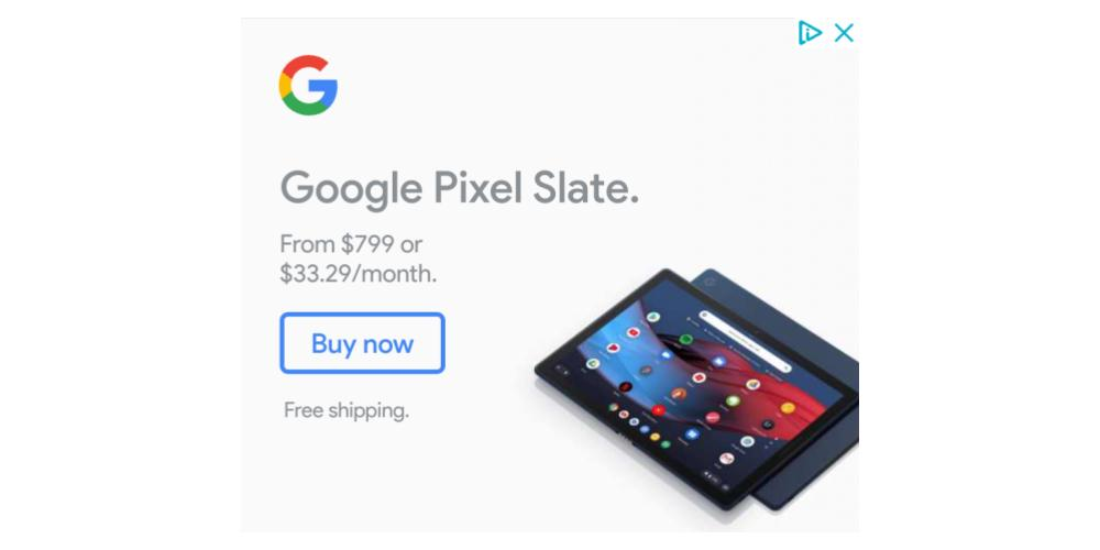 Pixel Slate out of stock