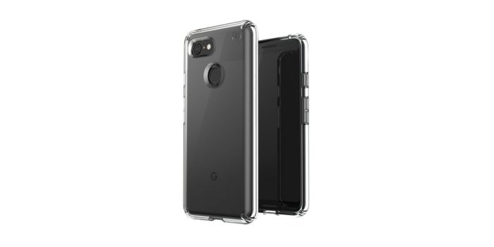 Speck Presidio Stay Clear case for Pixel 3