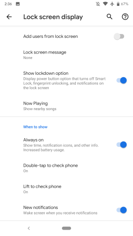 Here's everything new in Android Q Beta 1 [Gallery] - 9to5Google