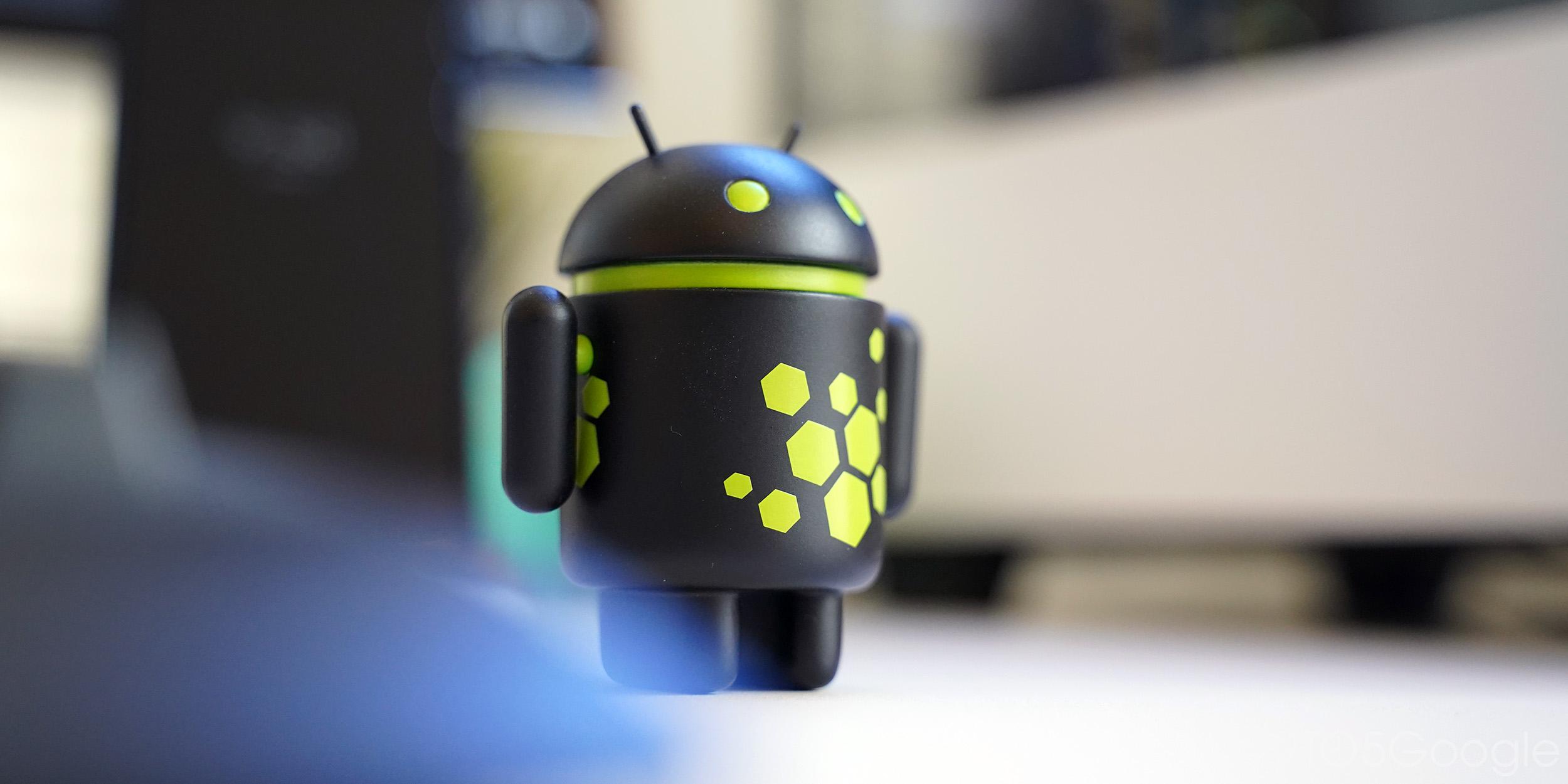 Scrollen Screenshots sind in Arbeit für Android R, sagt Dave Burke