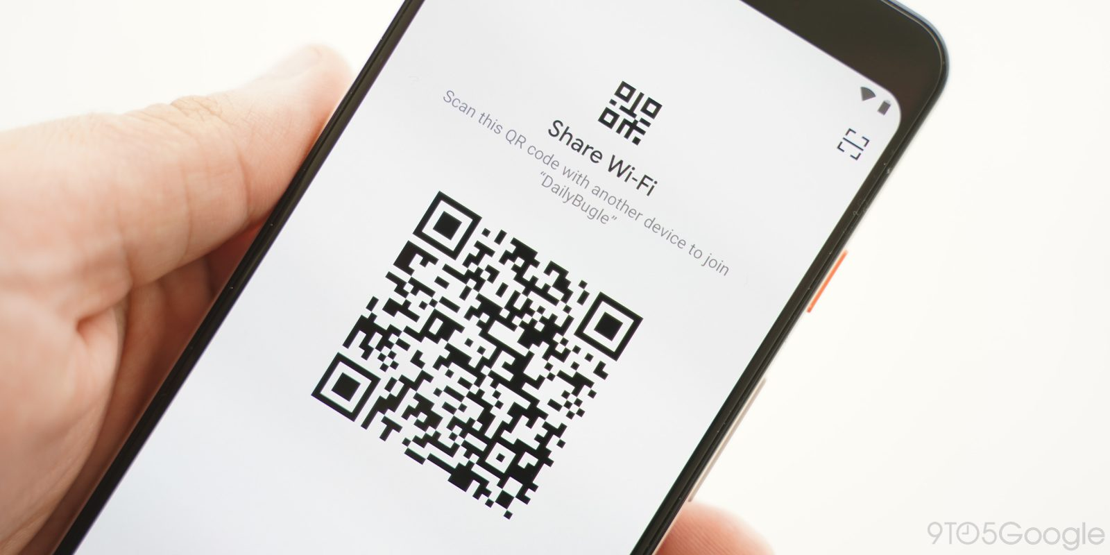 Android Q supports 'Wi-Fi Easy Connect' w/ QR, NFC, more