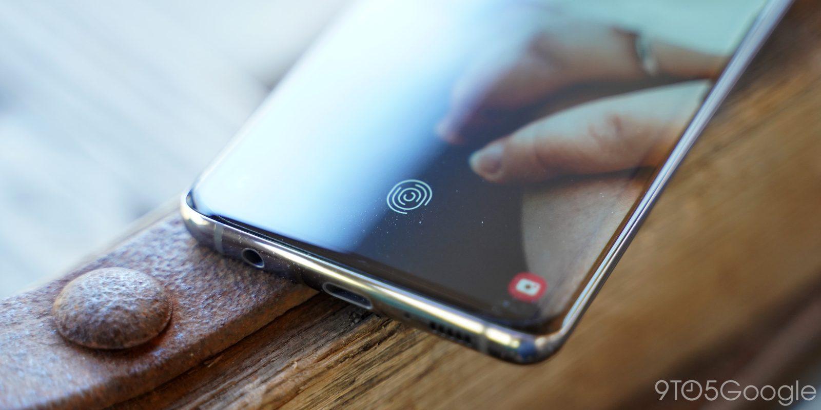 Some UK banks blacklist the Galaxy S10 over fingerprint scanner concerns