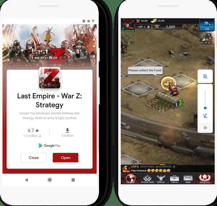 Google ads games