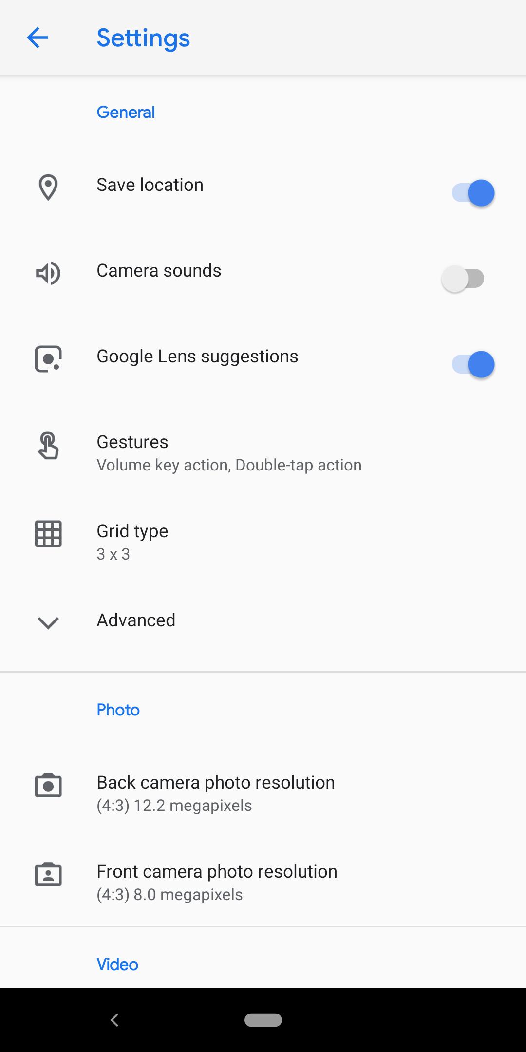 Google Camera 6 2 adds settings dark mode, preps 'Measure