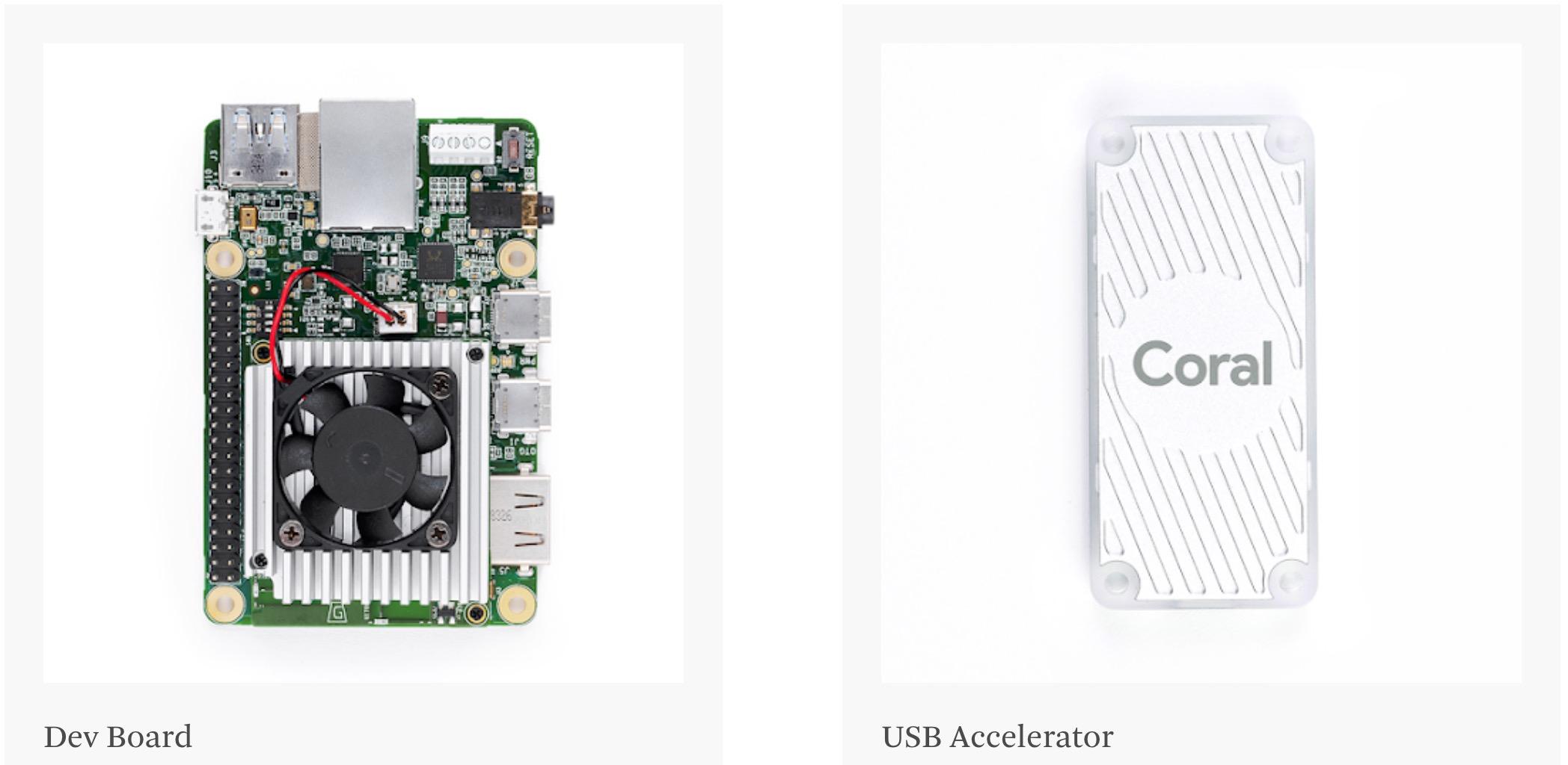 Google announces Coral platform for building IoT hardware ...