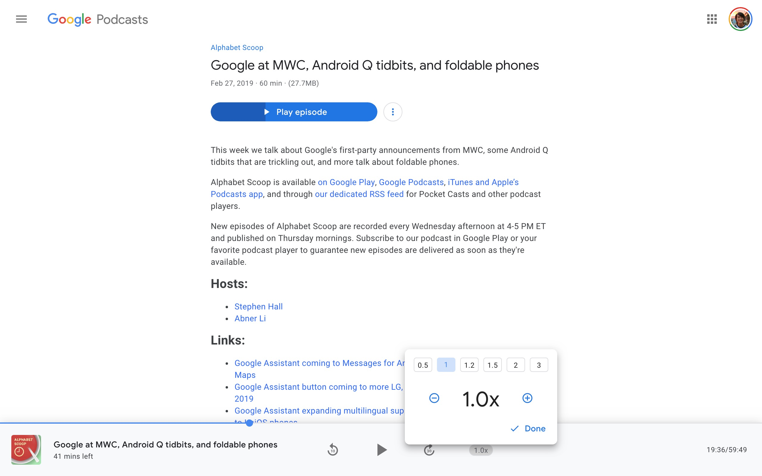 Google Podcasts is now available on desktop web - 9to5Google