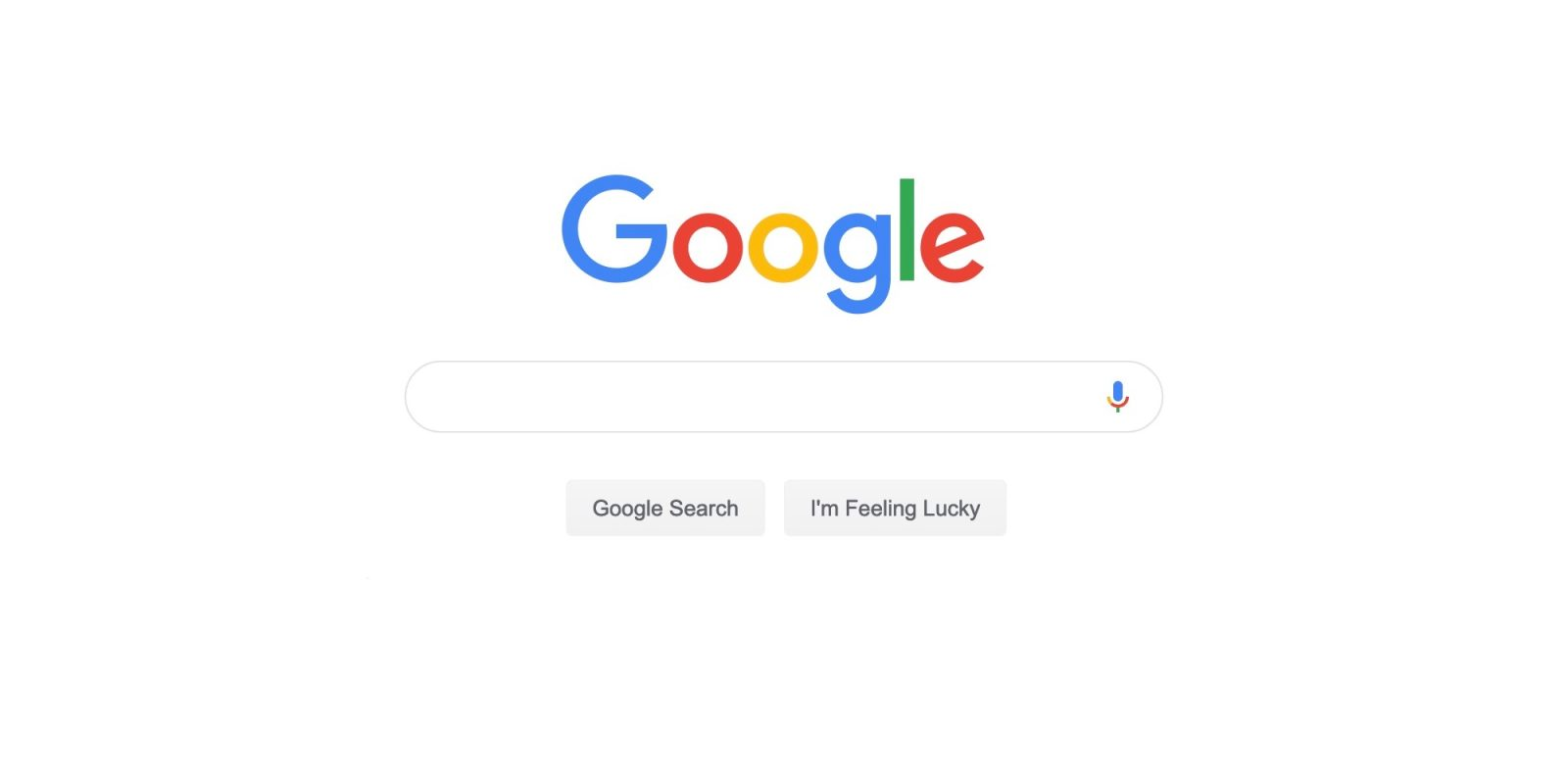 Google.com Adds Material Theme Search Bar On Desktop Web