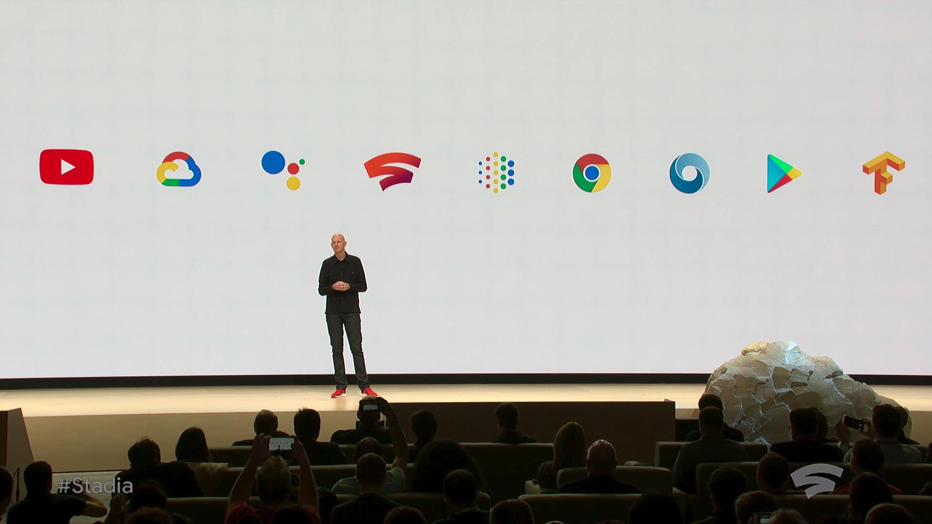 Google Stadia Tech