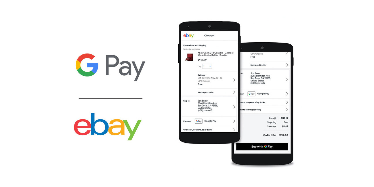 eBay adds Google Pay support on Android, web - 9to5Google