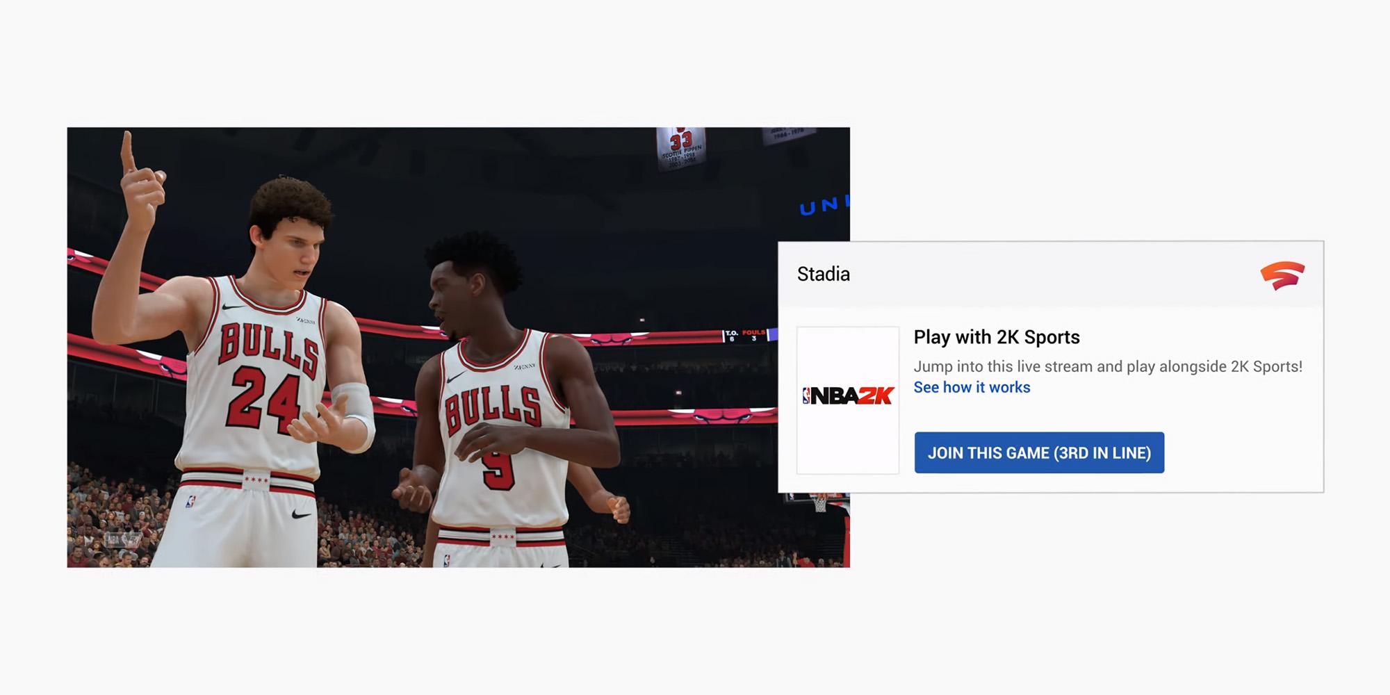 """Google Stadia unterstützt """"State Share"""" und """"Crowd Play"""" für Freunde und Fans"""