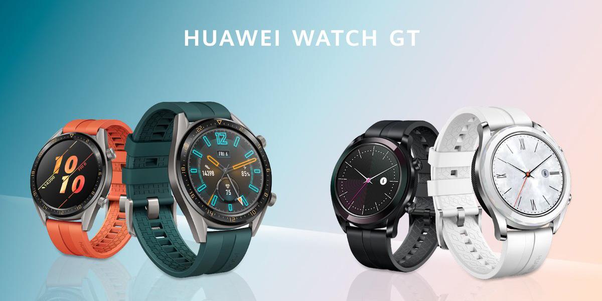 Huawei watch 2 vs gt