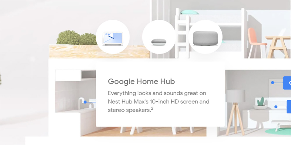 Google dubiously outs 'Nest Hub Max' 10-inch smart display w/ built-in Nest Cam, stereo speakers