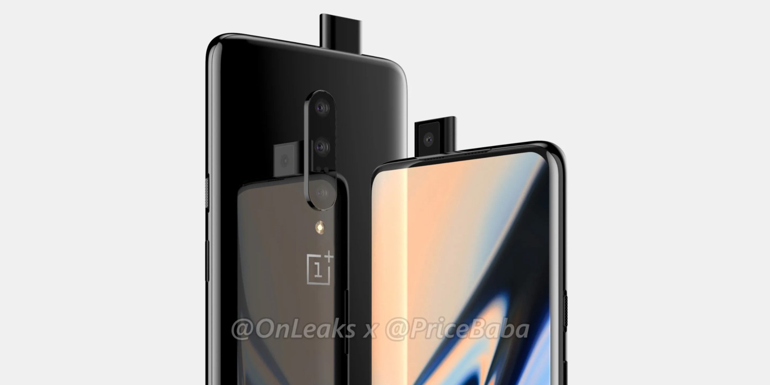 OnePlus 7 Pro leak details QHD+ 90Hz display, larger battery, stereo speakers