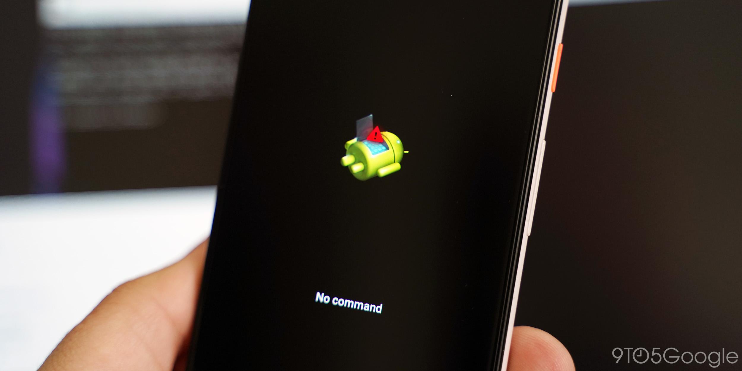 Pixel Sideload OTA Recovery Rescue