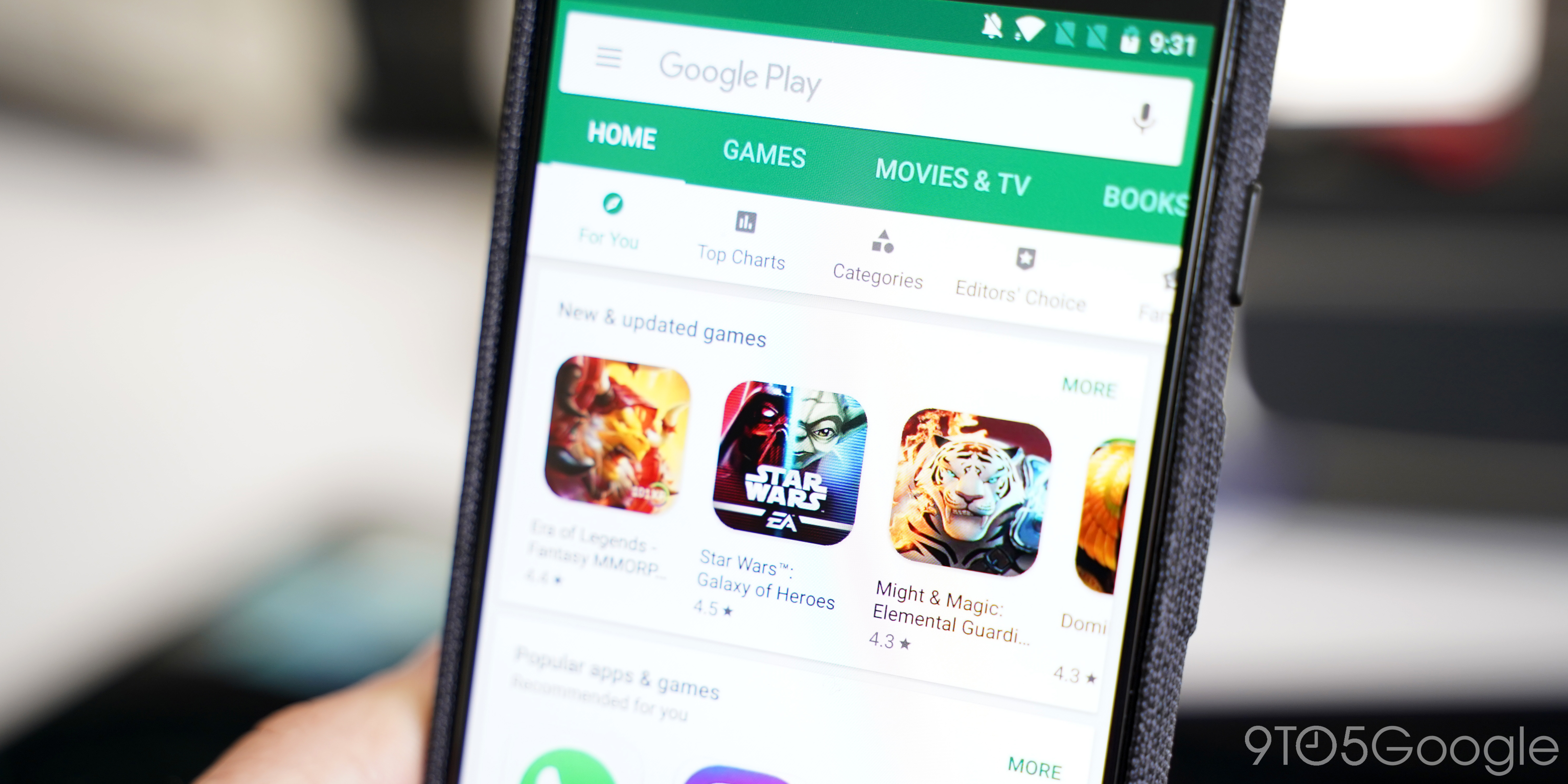 Android developers can now enable rounded square icons in Google Play