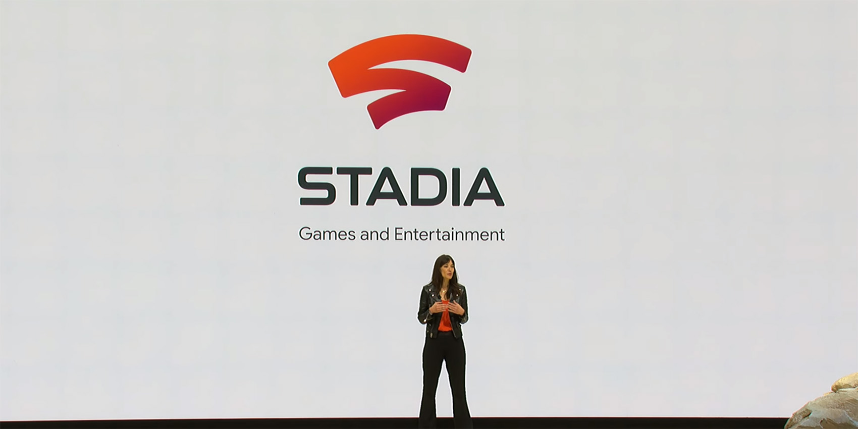 Stadia games entertainment