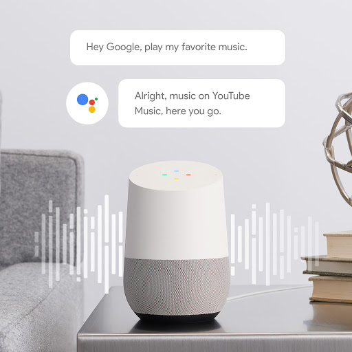 Google Home free YouTube Music