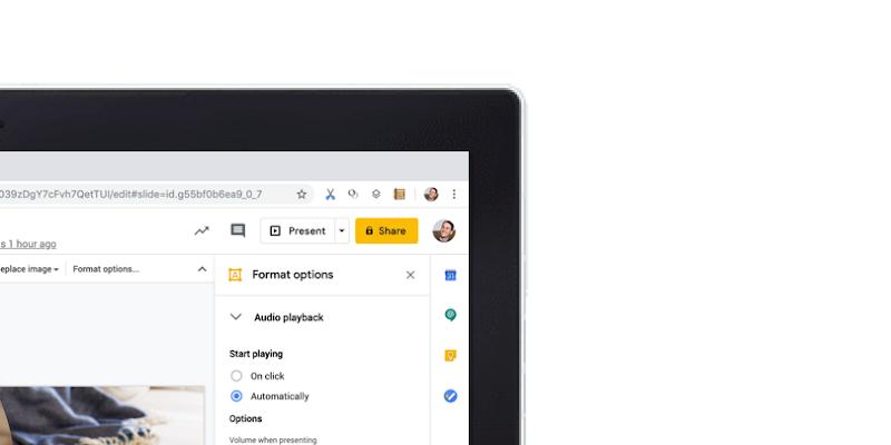 Hangouts Chat G Suite integration