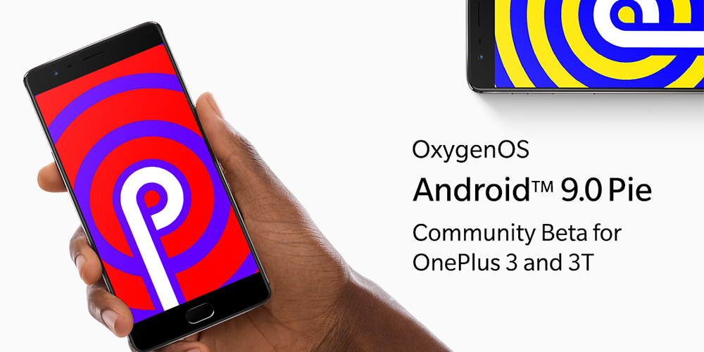 OnePlus 3/3T gets first open beta for Android Pie, now available for download