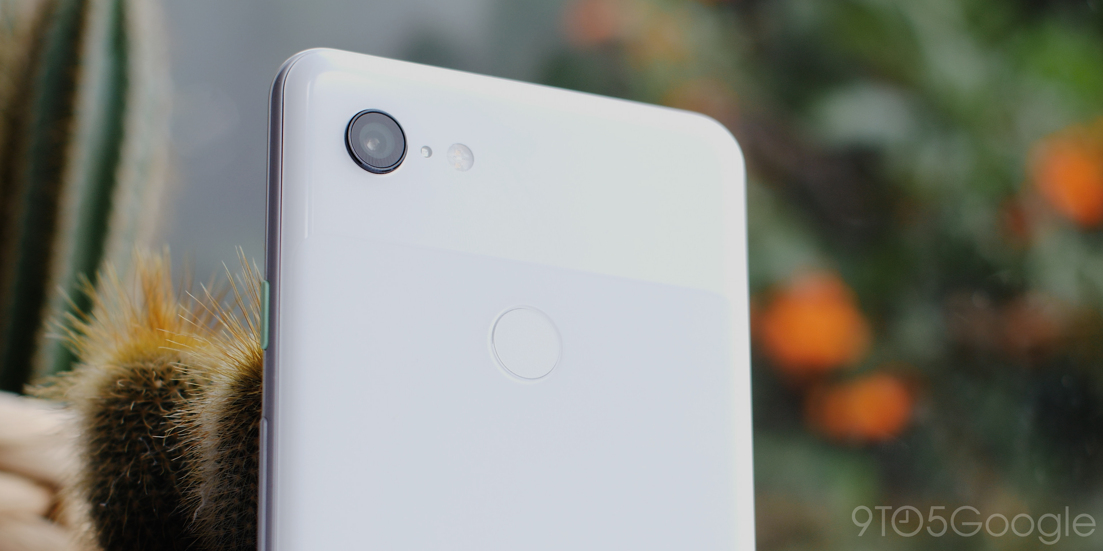 Pixel 3 XL Design and hardware