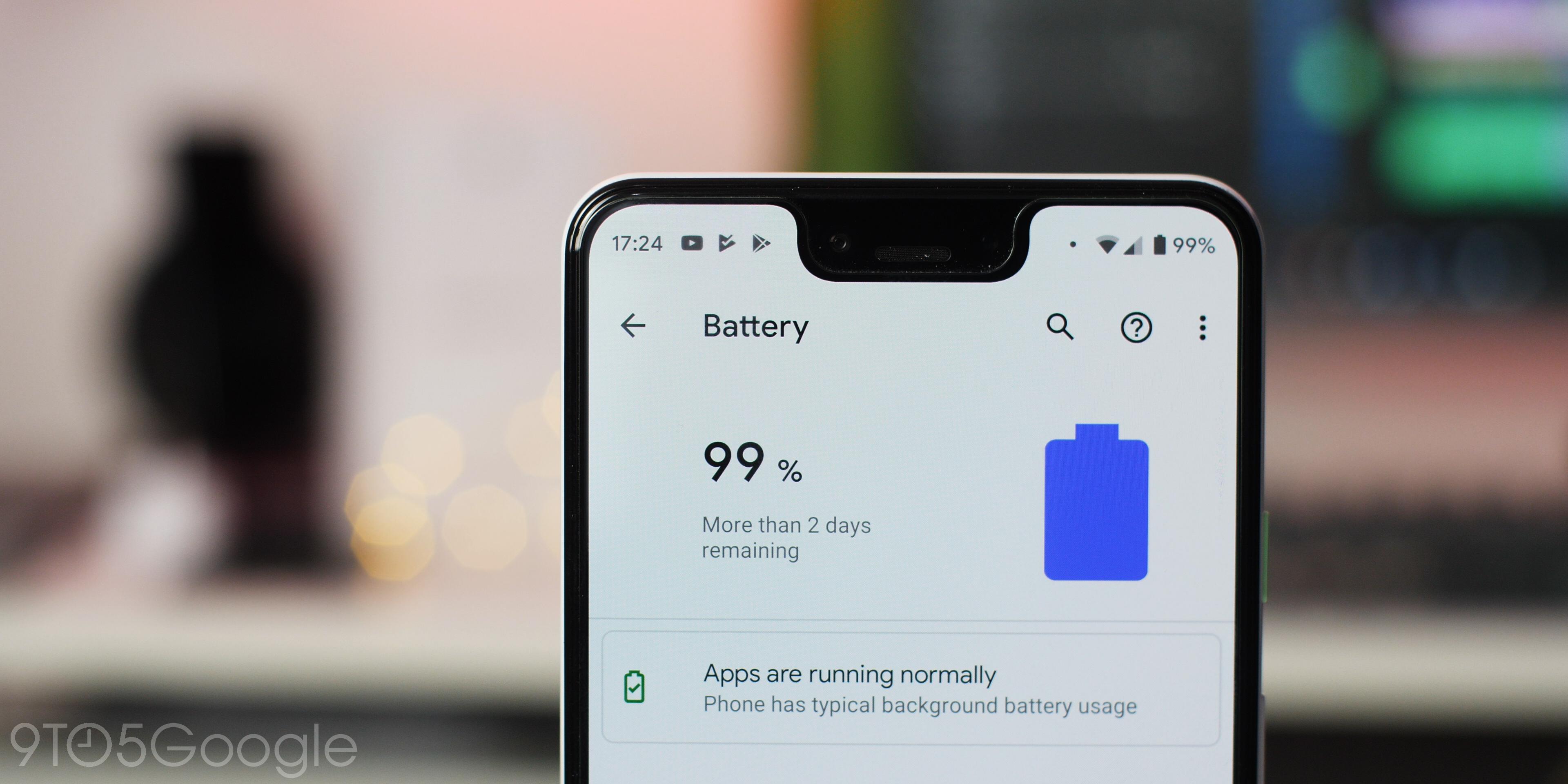 Pixel 3 Xl Battery life